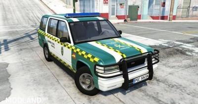 Gavril Roamer Spanish Police V 3.6.1 [0.11.0], 1 photo